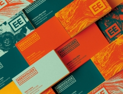 Teo Menna品牌與平麵設計作品