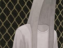 黑暗孤寂的氛圍:Leonardo Santamaria插