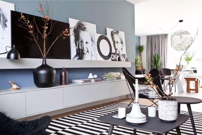 75款电视墙设计灵感集
