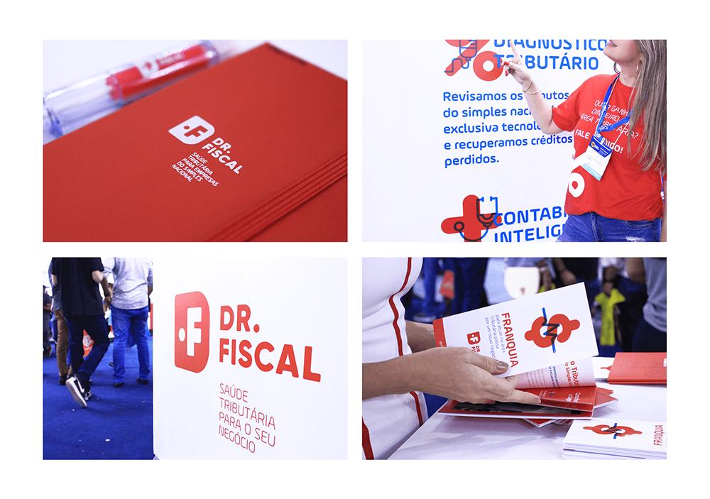 医疗品牌Dr. Fiscal VI形象设计