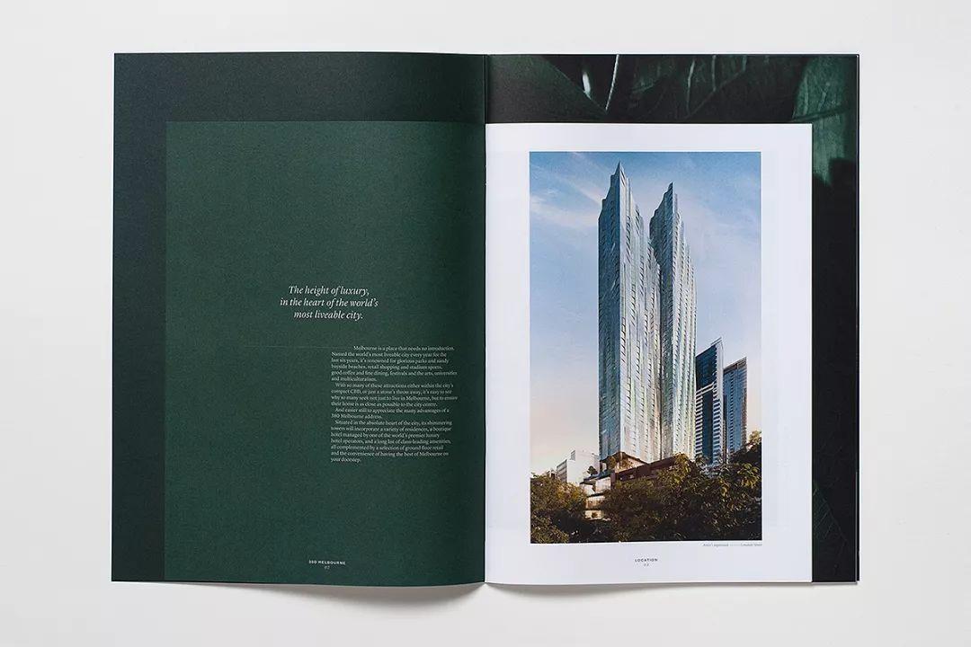 简约而不简单:6款画册版式设计作品