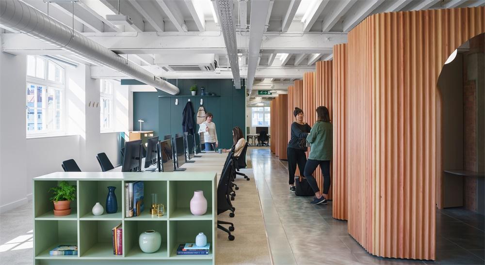 Airbnb伦敦新办公室