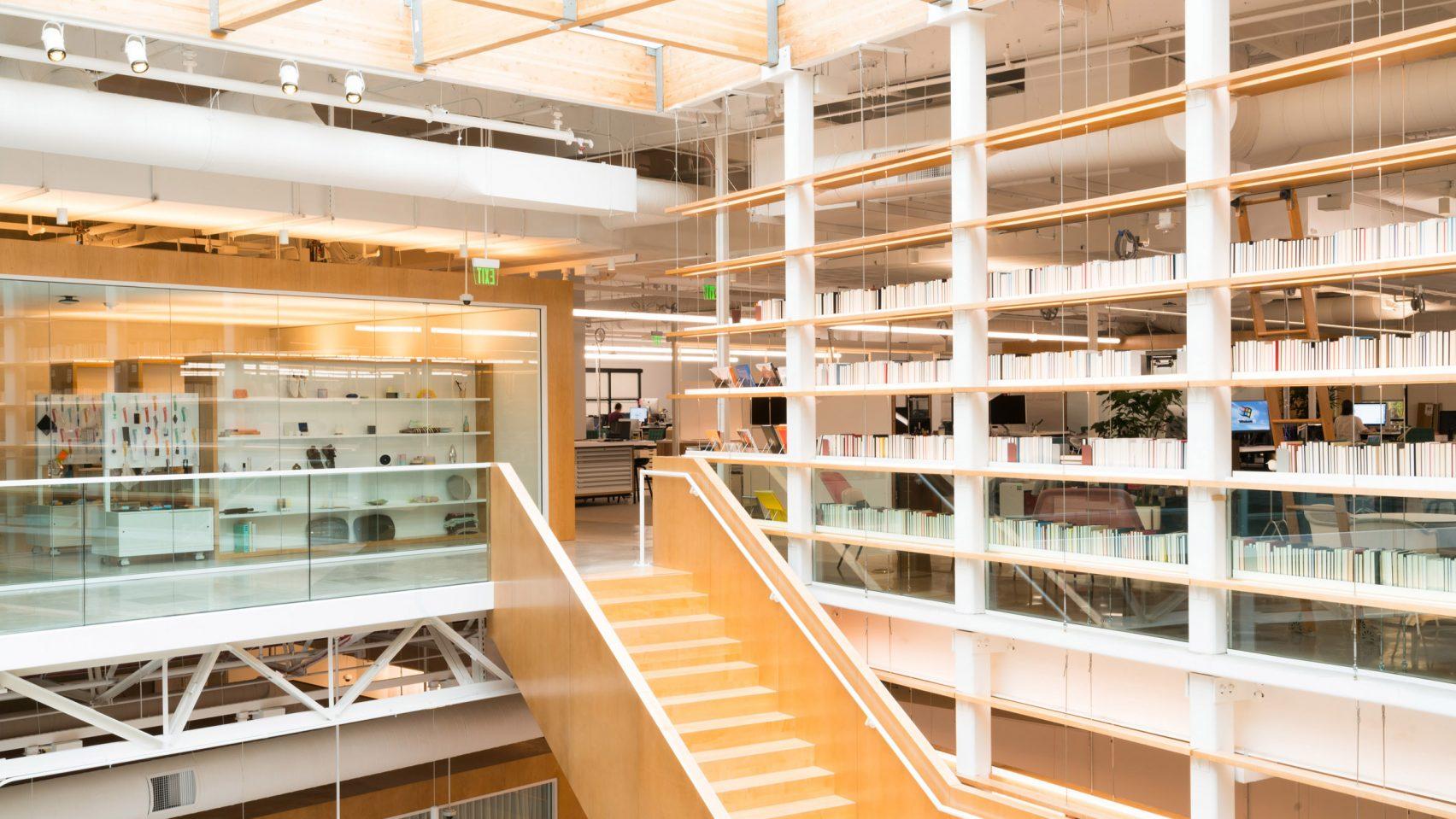 美国加州山景城总部: 谷歌设计实验室办公空间