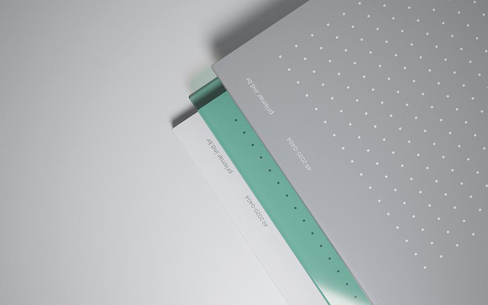 Prismar玻璃制品公司品牌设计