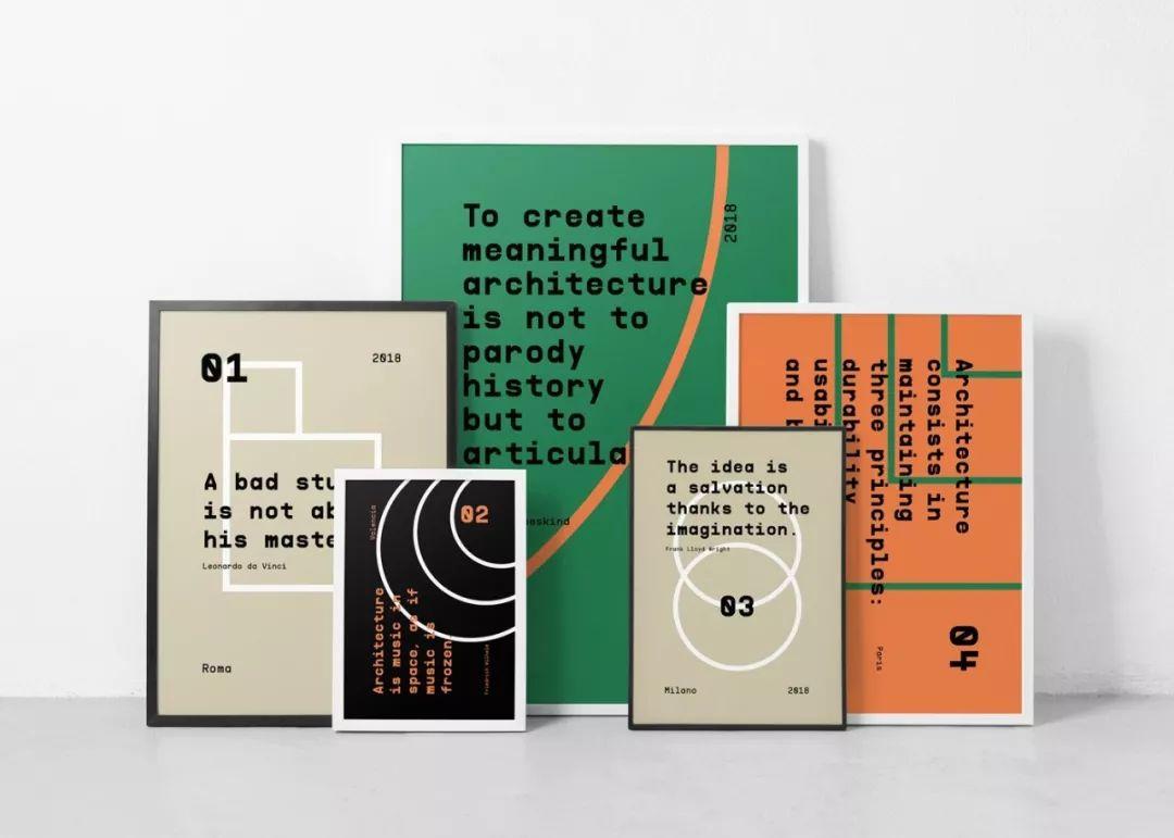 方圆之间:Cirquer Architecture建筑事务所品牌形象设计