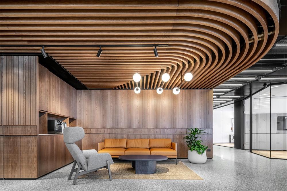 以色列工程公司B.S.R.集团办公室设计