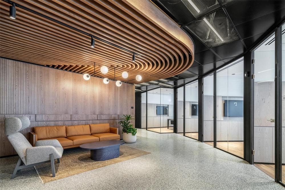 以色列工程公司B.S.R.集團辦公室設計