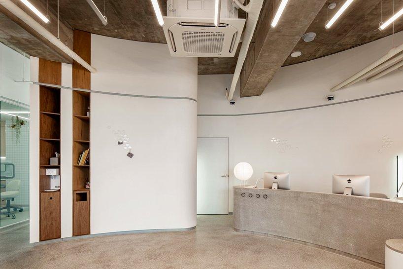 韩国华城牙科诊所室内设计
