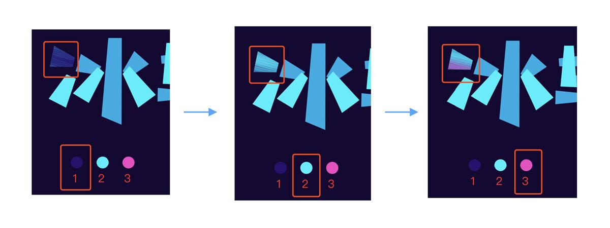 PS与AI联手打造张力十足的彩色街舞字