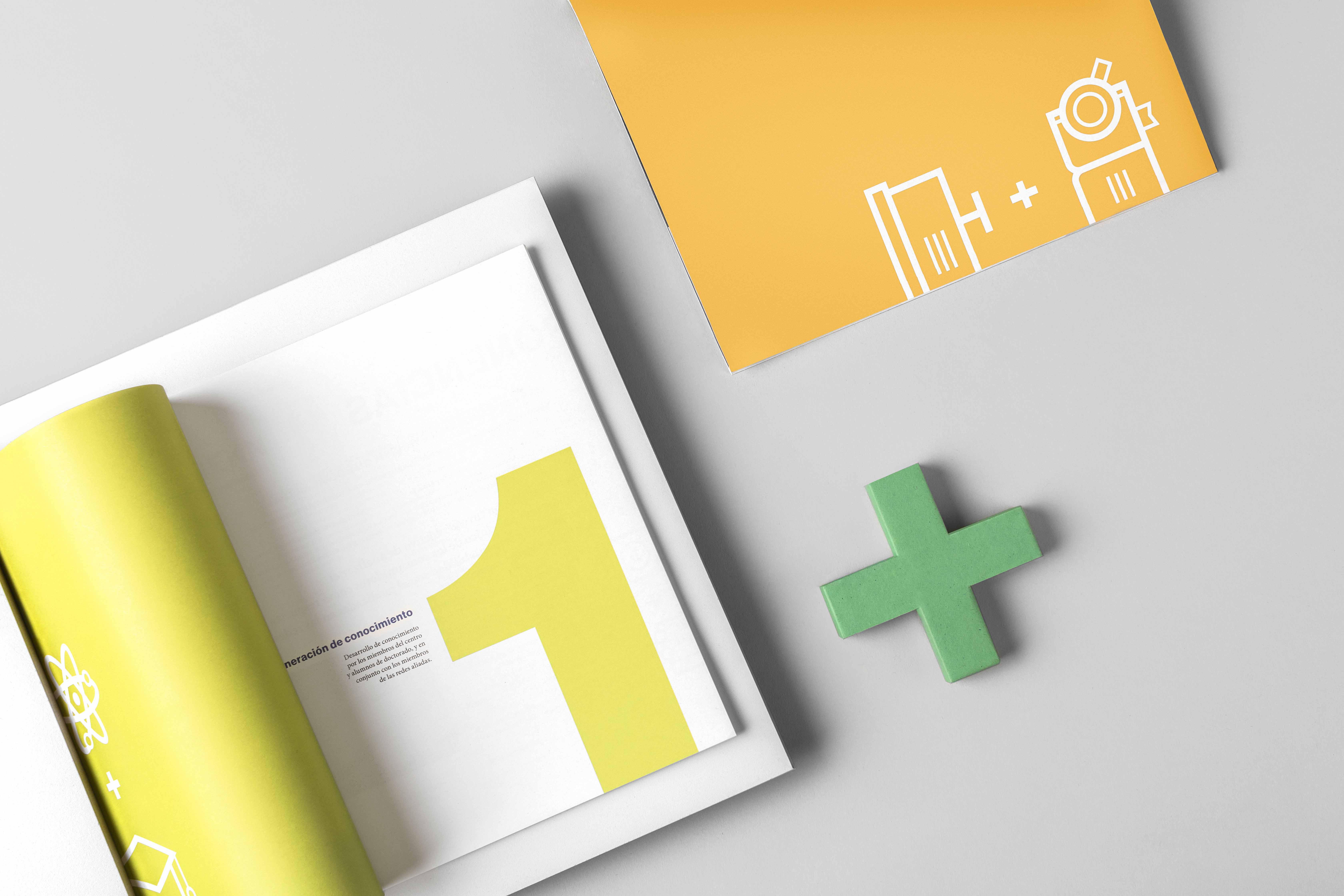 EGADE商学院年报画册设计
