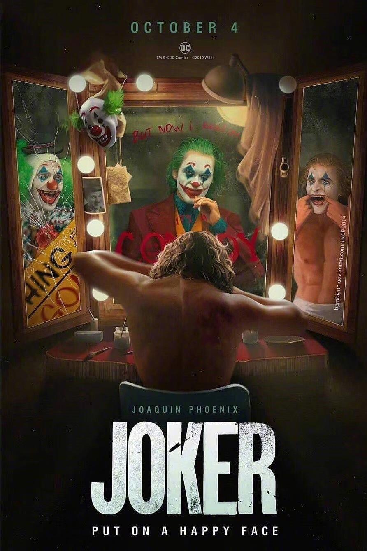 生活资讯_电影海报欣赏:小丑 - 设计之家