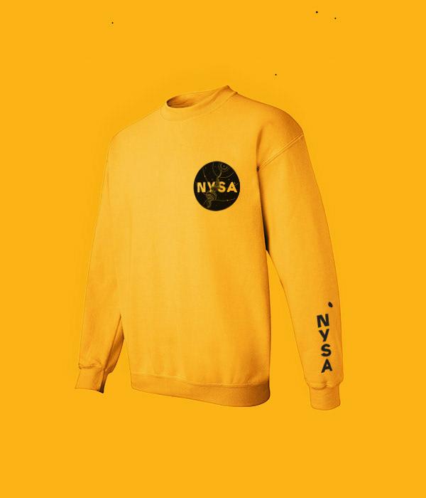 纽约航天联盟NSYA品牌视觉设计