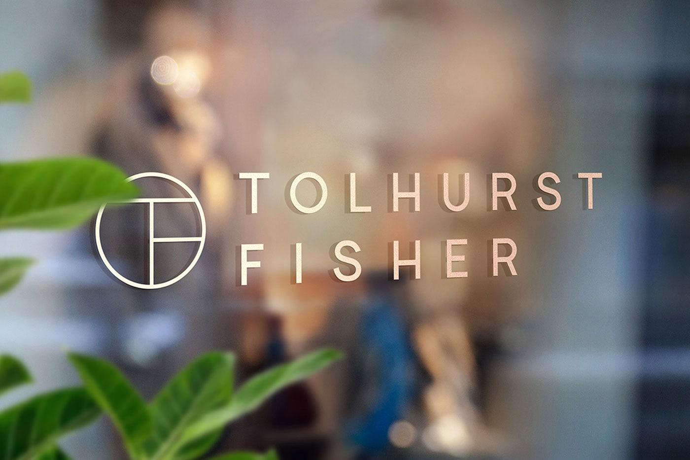 Tolhurst Fisher律师事务所品牌形象设计