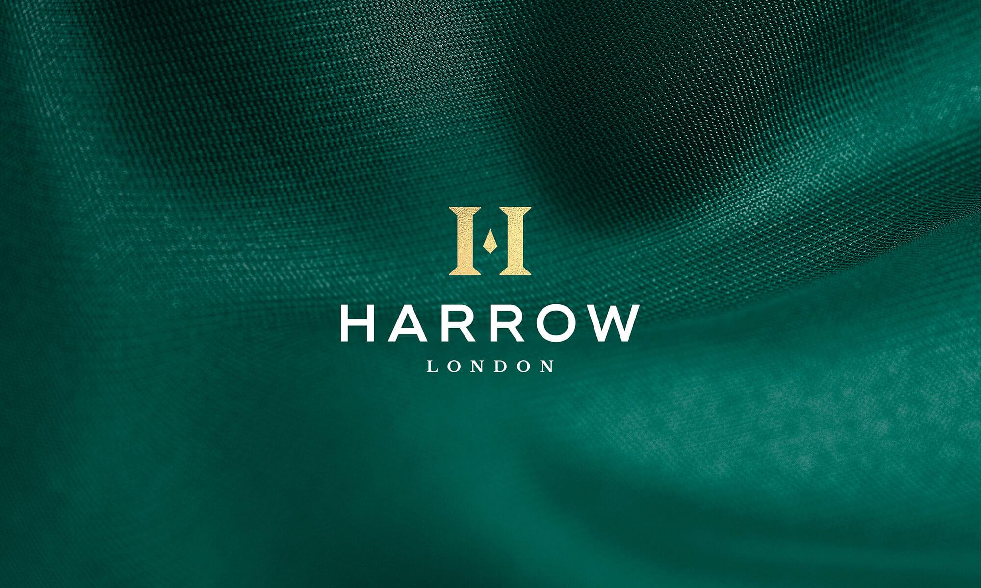男装品牌Harrow视觉形象设计