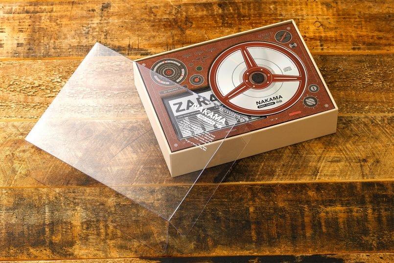 复古怀旧风的专辑包装设计