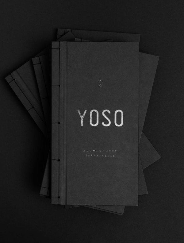 YOSO日式餐厅品牌设计