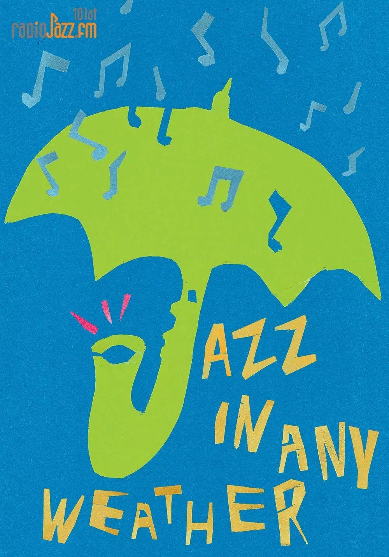 2019波兰We Want Jazz国际海报大赛获奖作品欣赏