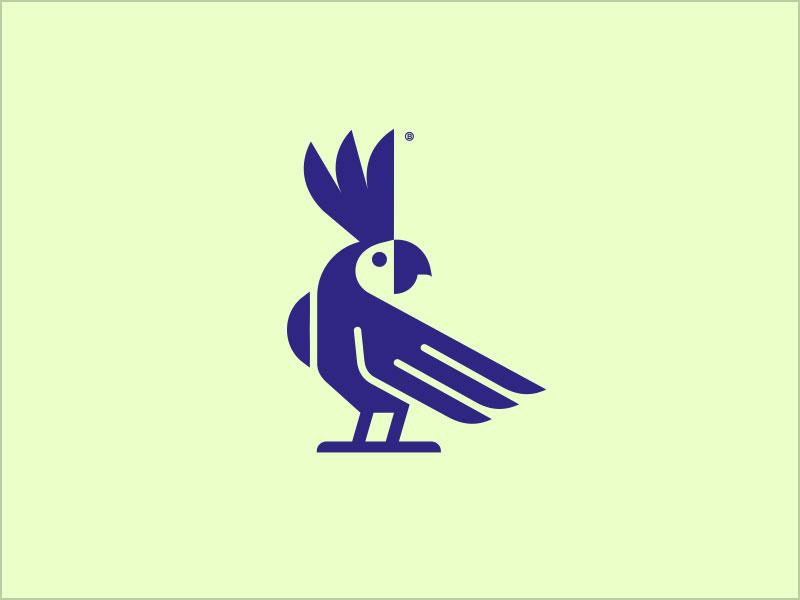 20款巧妙的负空间logo设计欣赏