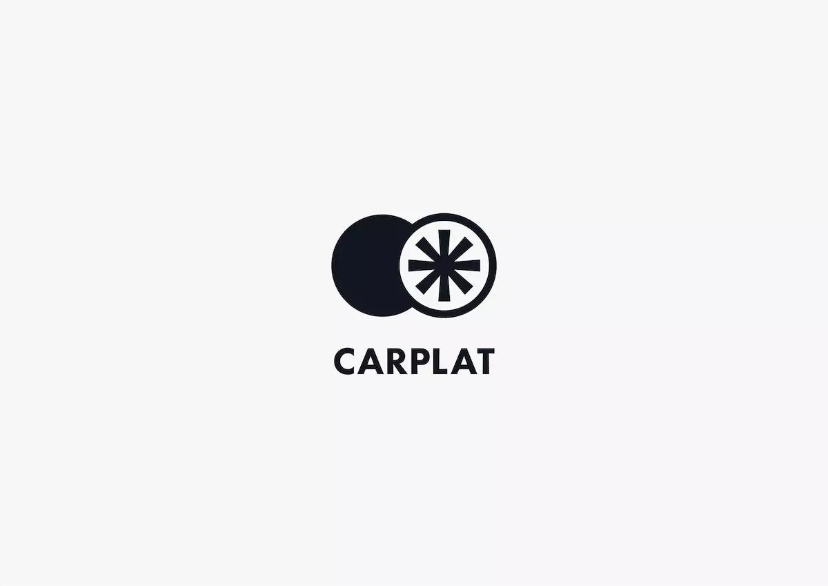 租车公司Carplate品牌视觉设计