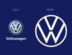 大眾汽車品牌新形象設計