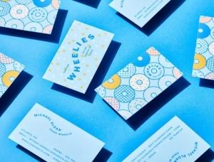 迷你甜甜圈品牌Wheelies視覺形象設計