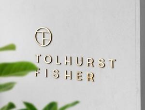 Tolhurst Fisher律师事务所品牌形象设