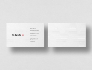 podcast(播客)平台Red Circle品牌视觉设计
