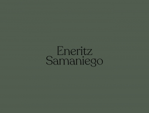 Eneritz Samaniego花店视觉识别和品牌澳门金沙网址