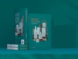 Book of Branding书籍封面和版式设计
