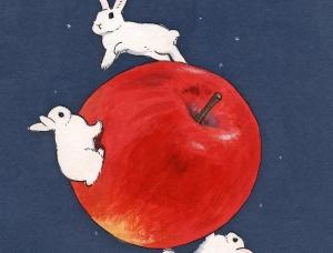 兔子与女主人的快乐生活:森山功子(Schinako