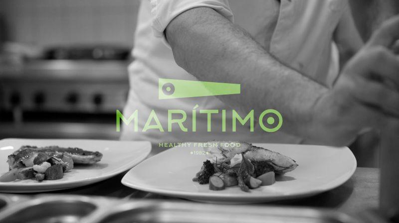 清新自然的淡绿 圣保罗Marítimo鱼市场品牌形象