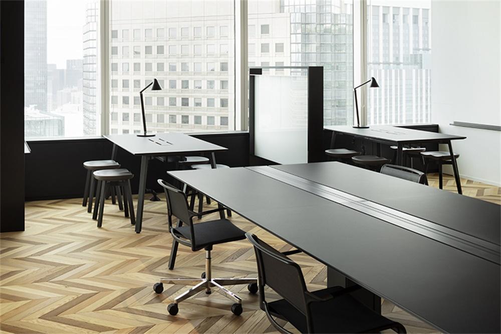 麦肯锡东京办公室设计