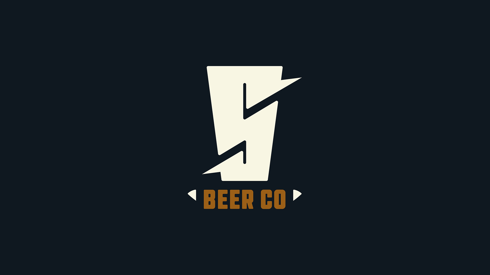 微型酿酒厂Slice Beer Co品牌形象设计