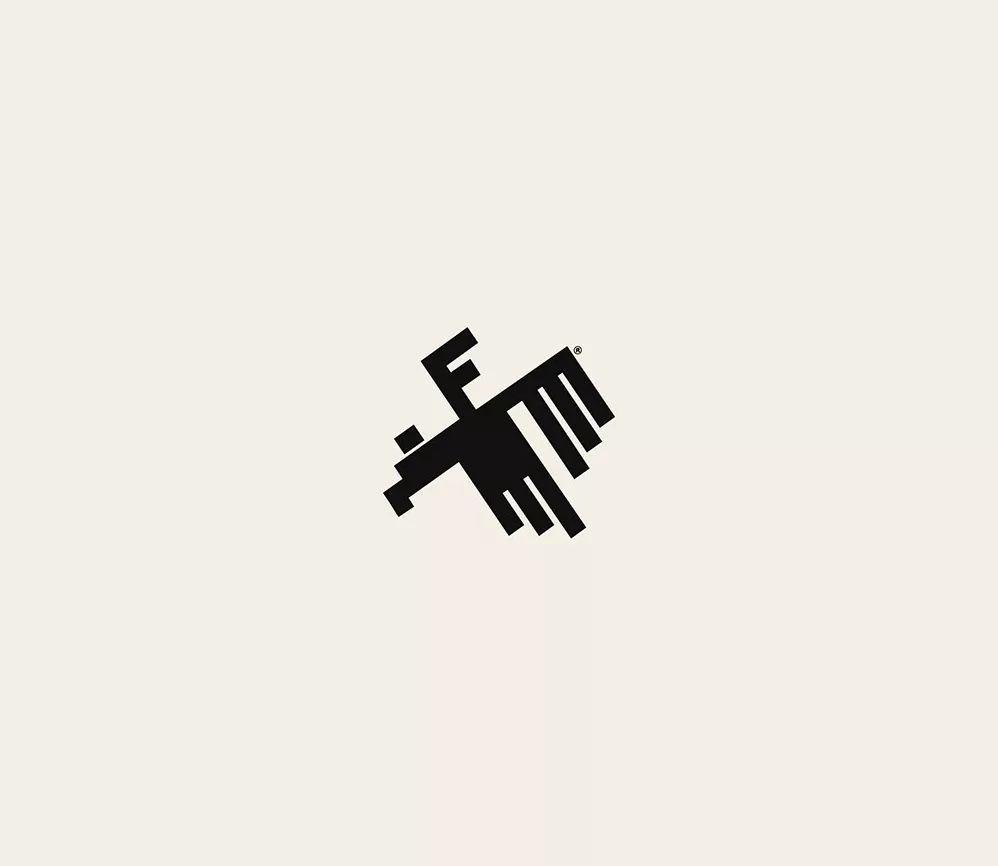 Federico Molinari标志设计作品