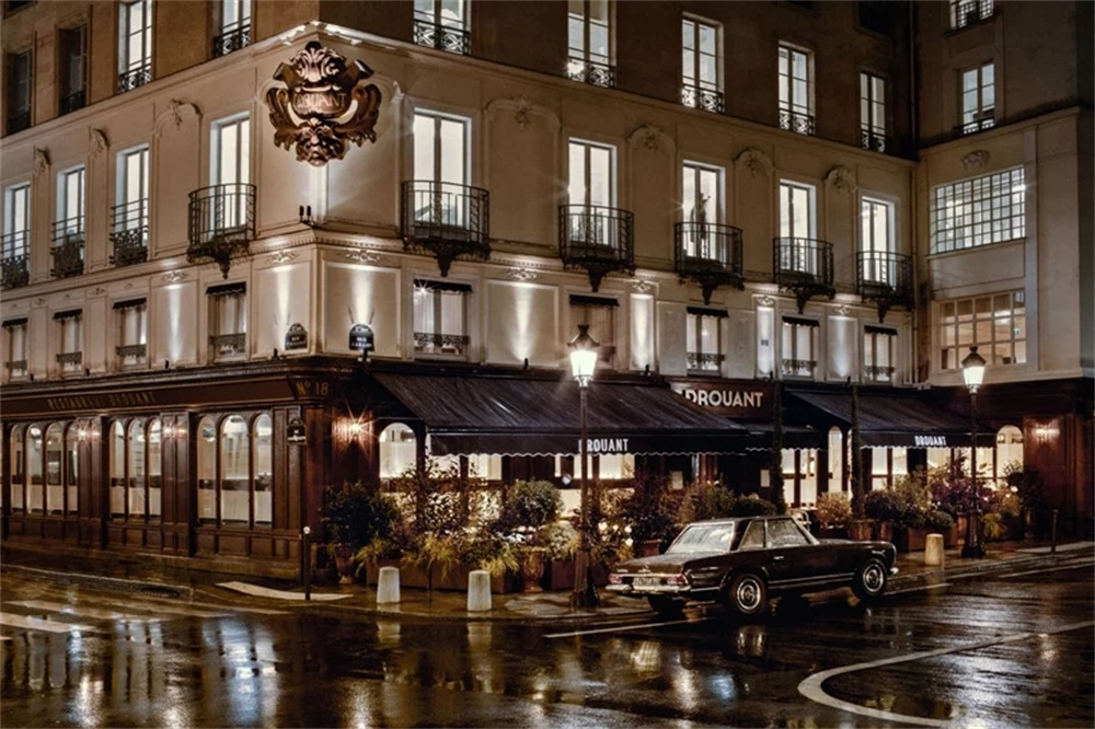 巴黎装饰艺术风格Drouant餐厅