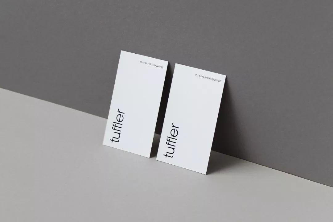 充满活力的Tuffler咖啡品牌视觉设计