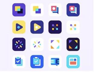 苹果Google微软魔鬼般的配色设计技巧