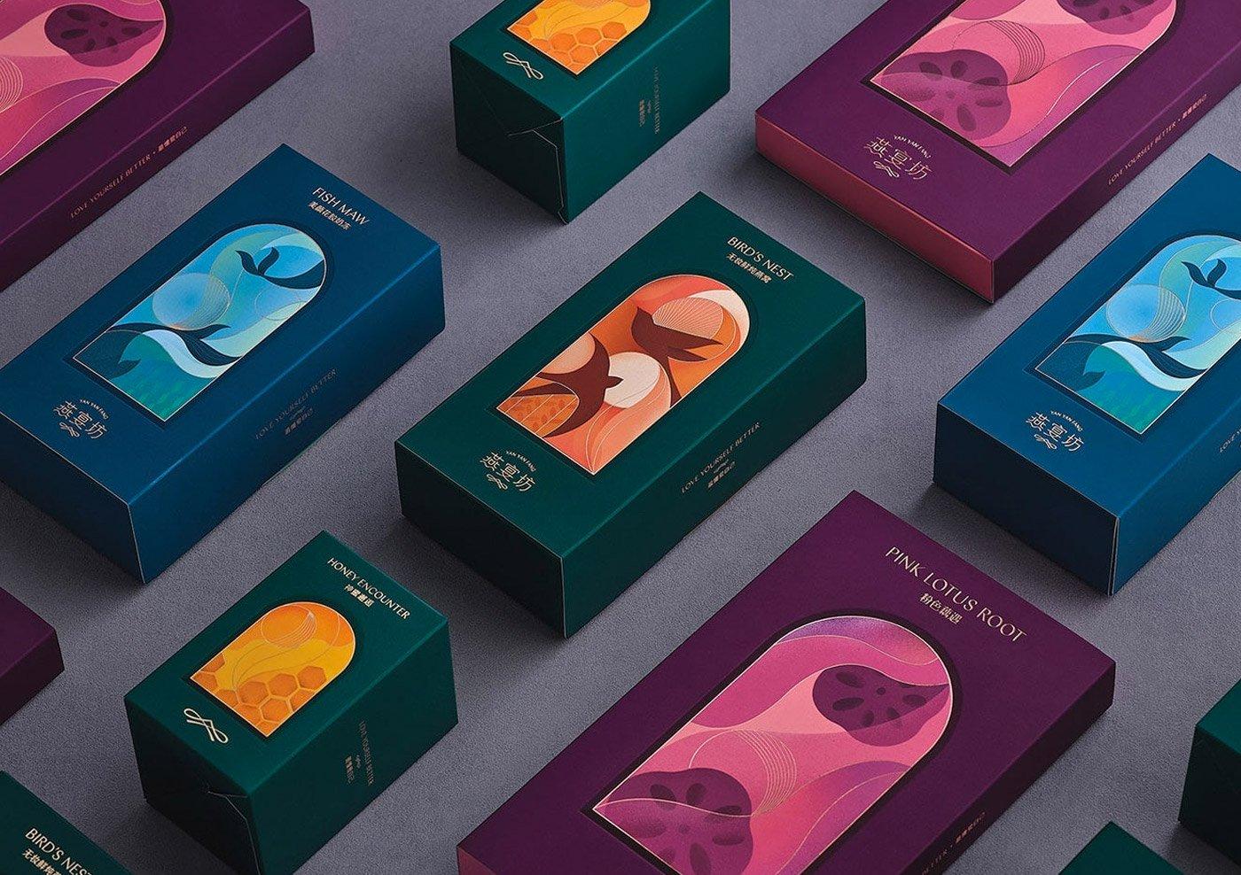WWAVE精美的包装设计作品集