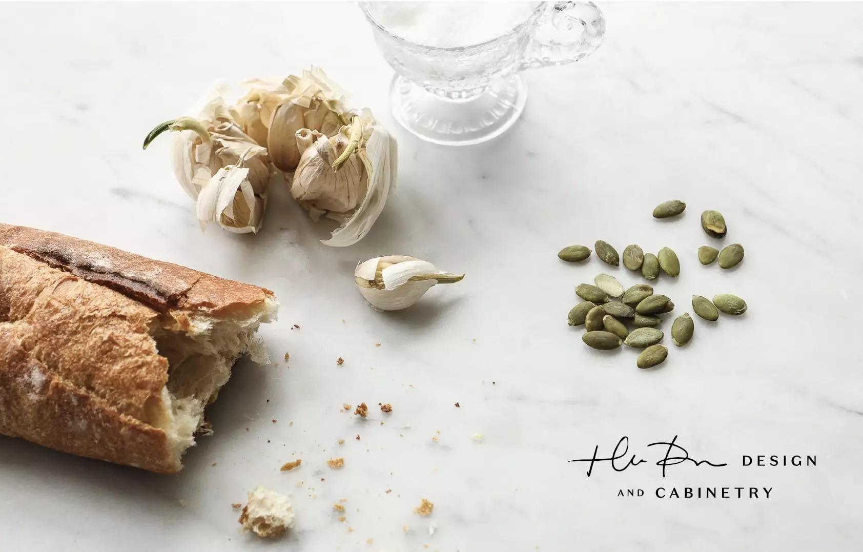 厨房设计和空间定制品牌Heidi Piron视觉形象设计