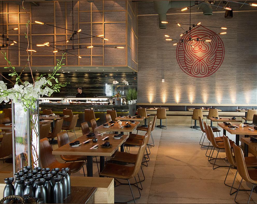 日式餐厅Taikin品牌观念视觉设计