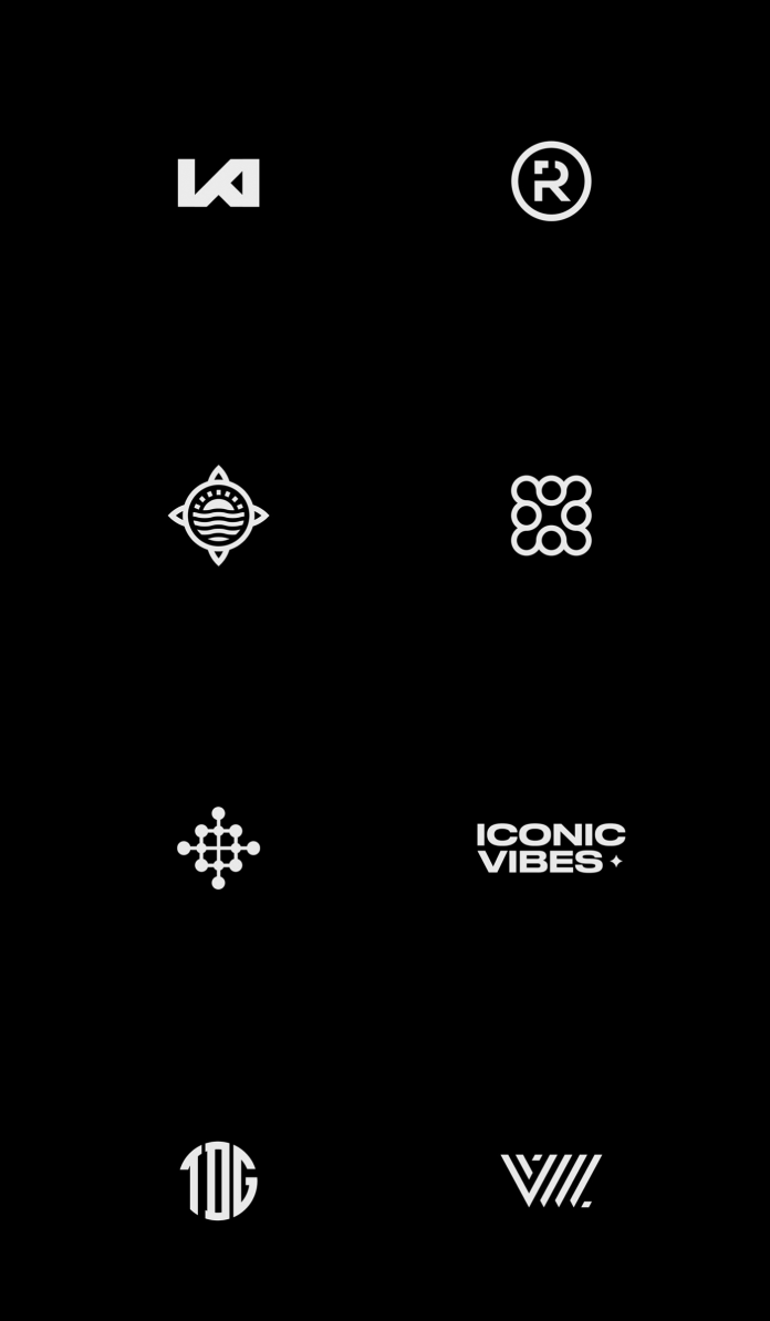 Sylvan Hillebrand精致简约风格logo设计