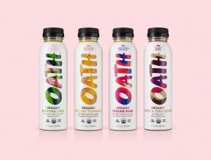 OATH功能性饮料包装设计