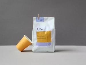 充满活力的Tuffler咖啡品牌视觉澳门金沙真人