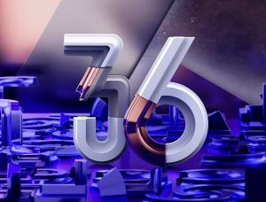 新加坡工作室BÜROUFHO:创意3D字母和数字