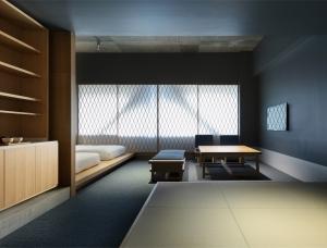 金泽KUMU极简主义风格精品酒店