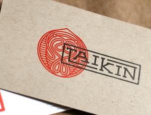 日式餐厅Taikin品牌概念视觉设计