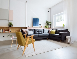 明亮简约风格的现代公寓设计
