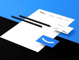 软件开发公司Baltic Amadeus品牌视觉设计