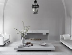 低调优雅的灰 2套现代轻奢风家居设计