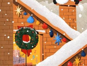 6个实用技巧,轻松搞定圣诞海报!